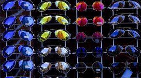 Sécurité des consommateurs : des lunettes de soleil dangereuses saisies
