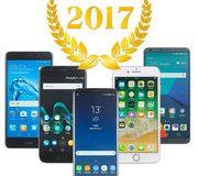 Smartphones : les meilleurs smartphones de 2017