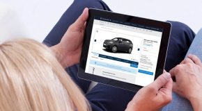 Achat de voiture en ligne