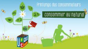 ÉVÉNEMENT : Printemps des consommateurs !