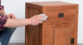 Cires pour meubles – Des résultats très inégaux