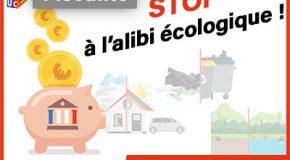 Pétition – Fiscalité : stop à l'alibi écologique !