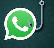 Arnaque sur Whatsapp – Tentatives de phishing